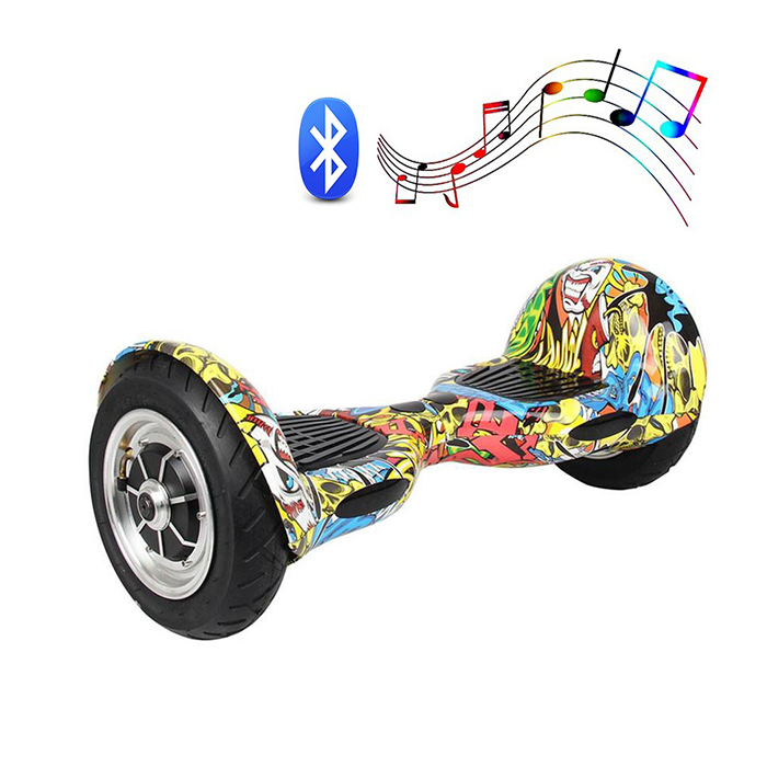 Wheel-Foot Graffiti OFFROAD s Bluetooth