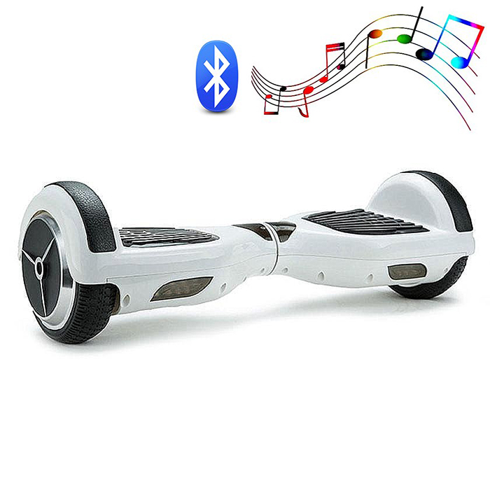 Wheel-Foot Bílý STANDARD s Bluetooth