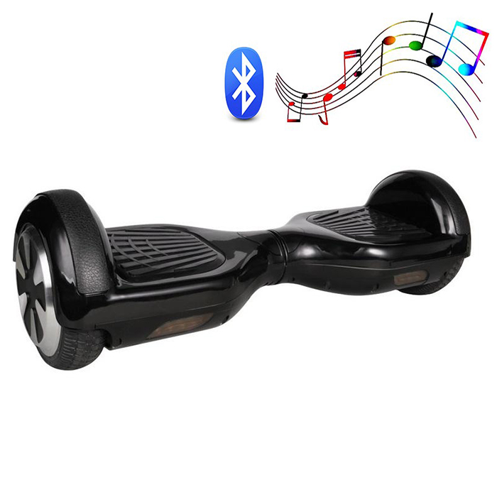 Wheel-Foot Černý STANDARD s Bluetooth