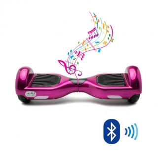 Wheel-Foot Růžový STANDARD s Bluetooth