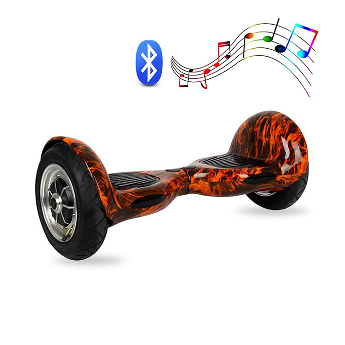 Wheel-Foot Fire OFFROAD s Bluetooth