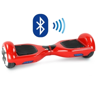 Wheel-Foot Červený STANDARD s Bluetooth
